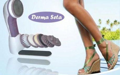 Derma Seta - prístroj starostlivosti o telo v pohodlí domova