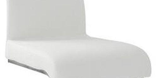 Jídelní židle Colory, bílá
