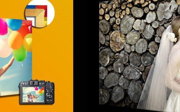 Fotoplátna - na výběr 3 rozměry! Vytvořte ze svých fotografií umělecké dílo a ozdobte si stěny.