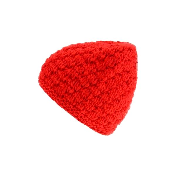 Červená dámská čepice Burton W Big