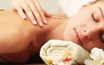Rehabilitační masáž v salonu Bamizi