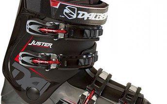 Pánské lyžařské boty Dalbello Juster Ms Anthracite/Black 29