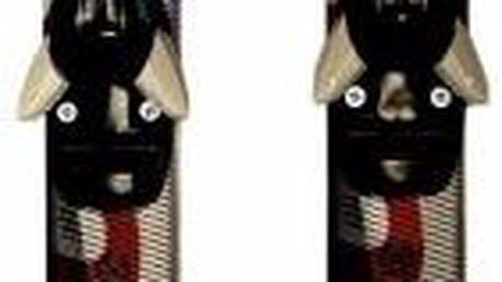 Dětské sjezdové lyže Atomic Perfomer ex jr II + evox 045 90 cm