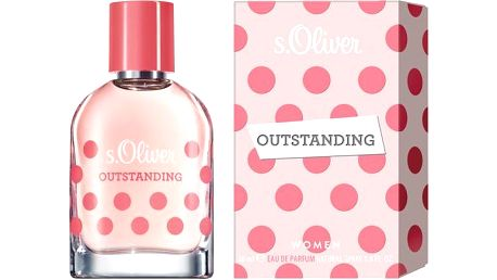 s.Oliver Outstanding Women - toaletní voda s rozprašovačem 30 ml