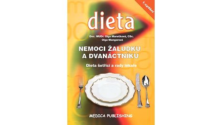Nemoci žaludku a dvanáctníku - Dieta šetřící a rady lékaře