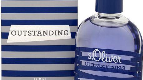 s.Oliver Outstanding Men - voda po holení 50 ml
