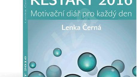 Motivační diář RESTART 2016 pro každý den