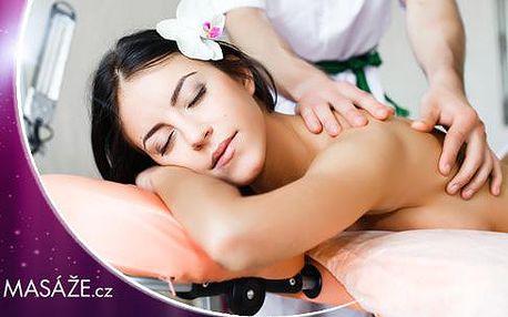 Libovolná masáž v délce až 90 minut na Praze 10. Relaxační, medová, sportovní, lymfatická, Breussova masáž a další.