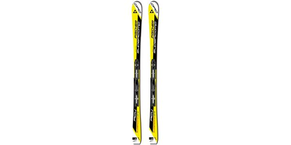 Univerzální lyže FISCHER RC4 Supercompetition + RS10 (2015) 160 cm
