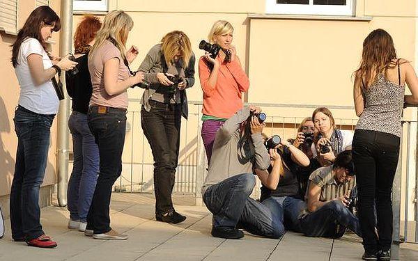 Kurz fotografování - zrcadlovka v praxi (19.3.2016)