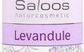 Saloos tělový a masážní olej Levandule 1000 ml