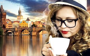 Prague Coffee Tour včetně degustace kávy