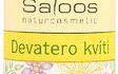 Saloos tělový a masážní olej Devatero kvítí 125 ml