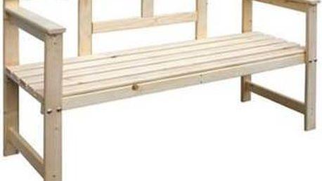 Lavice VETRO-PLUS 37LAV01 dřevo