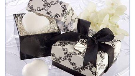 Dárková mýdla v krabičce - VÝPRODEJ
