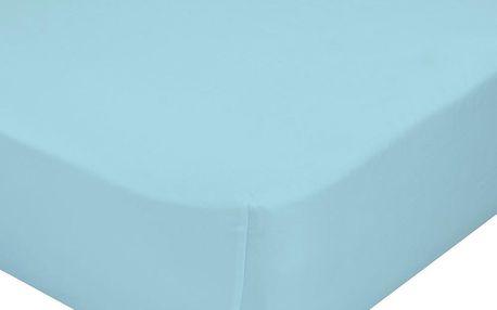Elastické prostěradlo Mr. Fox 60x120 cm, modré