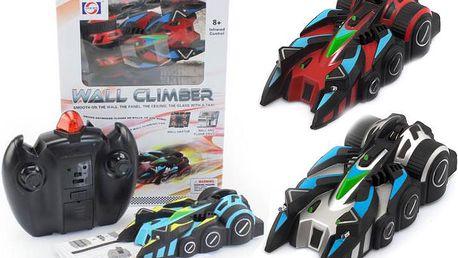 Wall Climber - Antigravitační autíčko.