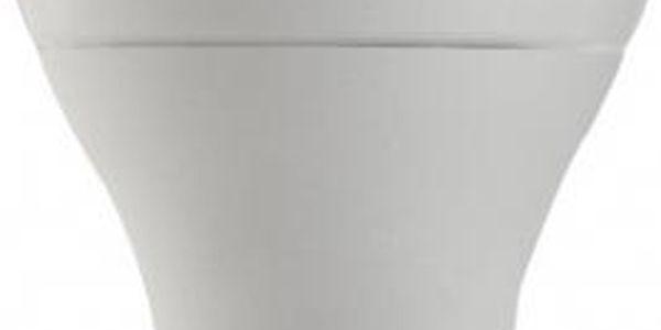 Žárovka LED Tesla klasik, 9W, E27, studená bílá (BL270940-4)