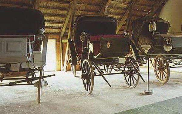 Vstupenka do Muzea historických vozidel