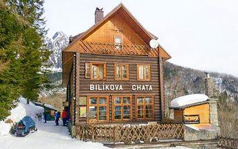 Vysoké Tatry s polopenzí a unikátní saunou