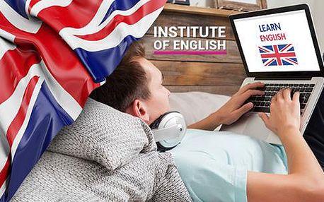 Online kurz angličtiny z pohodlí domova. 12, 24 nebo 48 měsíců pro začátečníky, mírně pokročilé i pokročilé.