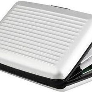 Praktická dokladovka Aluma Wallet - bílá