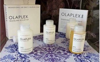Regenerační kúra Olaplex