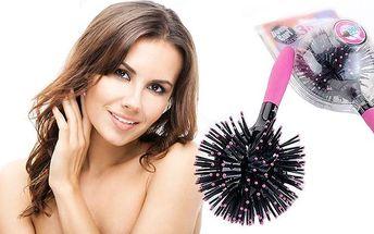 Bomb Curl 3D kartáč na vlasy pro perfektní účes