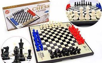 Šachy pro čtyři hráče
