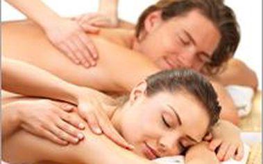 Valentýnská Havajská masáž pro páry a terapie pro jednotlivce! Svátek zamilovaných se slevou až 51%.