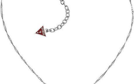 Set dámských šperků Guess - náušnice UBE11401 a náhrdelník UBN11413