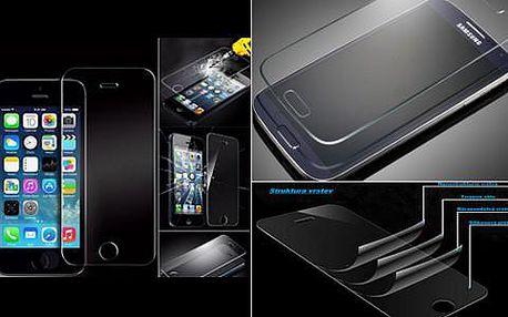 Ochranné sklo a dva praktické kryty na chytré telefony s doručením zdarma