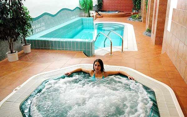 Luxusní wellness v hotelu Synot pro dva
