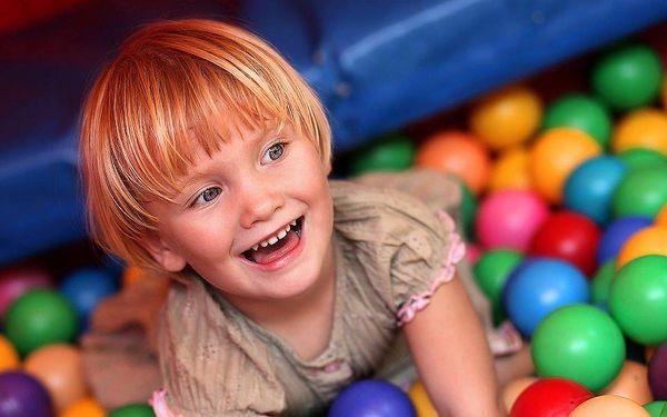 Celodenní vstup do dětské herny Safari Tábor