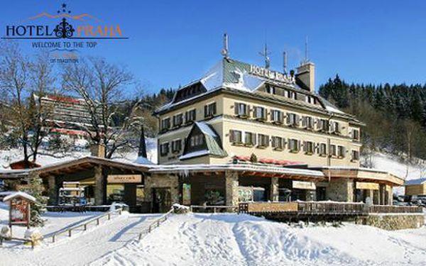 Wellness pobyt pro dva v 4* Hotelu Praha s gurmánskou polopenzí