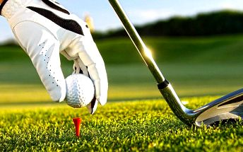 Seznámení s golfem: 2hodinová lekce + hra