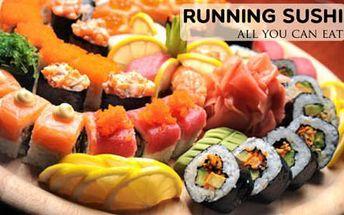 47% sleva na Running Sushi v restauraci Asia & Sushi