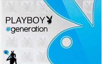 Playboy Generation Voda po holení 100 ml