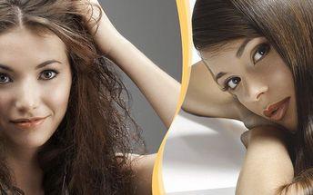 Aplikace brazilského keratinu pro všechny délky vlasů v brněnském Prima Studiu!