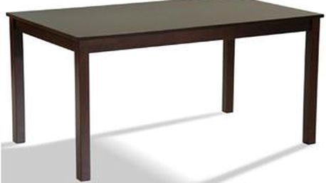 Autronic Jídelní stůl BT-6955 WAL, ořech