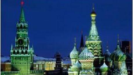 Moskva - Inspirace na cesty