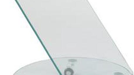 Autronic Konferenční stolek ABG-103 CLR, sklo