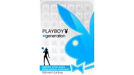 Playboy Generation Voda po holení 100 ml