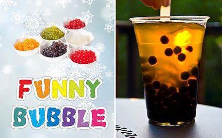 Kupón na 56% slevu na až tři horké nápoje Bubble Tea 500/750 ml