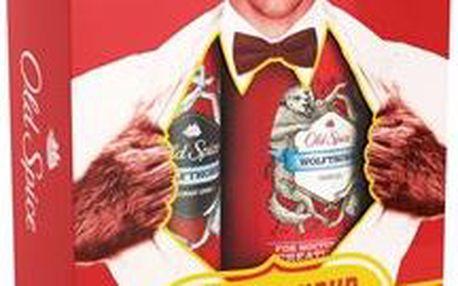 Dárková kazeta Old Spice Wolfthorn Deosprej + Sprchový gel 125 ml + 250 ml
