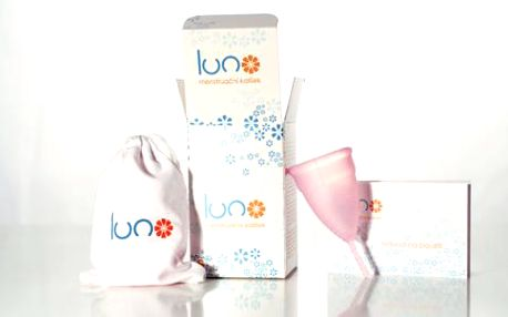Menstruační kalíšek LUNO s doručením zdarma