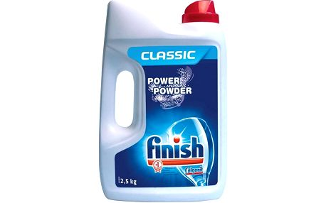 Finish Prášek Power Powder Regular 2,5 kg