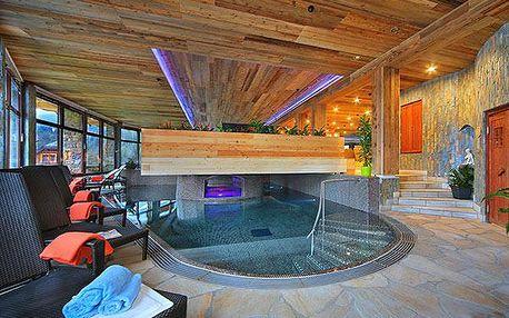 4 luxusní wellness dny v Hotelu Praha****