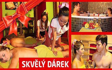 Pravé thajské masáže s Garra Rufa v jedinečném Thajském ráji