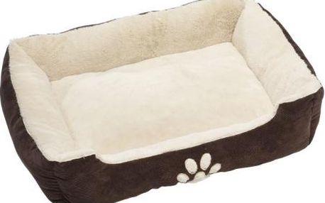 DOG Psí pelech, velký, 75x58x19cm, Barva Čokoládová hnědá